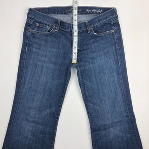7 for all Mankind Jeans - 7 For All Mankind Dojo Flare Jean 30x29